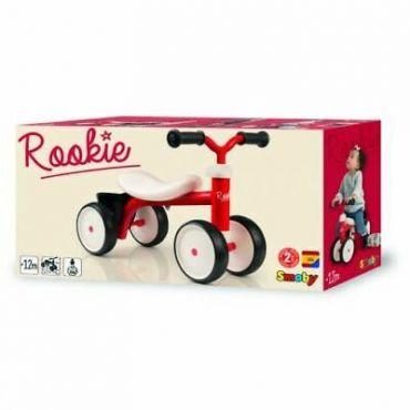 PORTEUR ROOKIE ROUGE SMOBY 721400