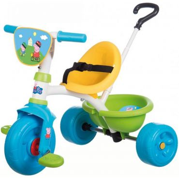 PEPPA PIG TRICYCLE BE MOVE SMOBY 740313