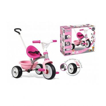 TRICYCLE BE MOVE ROSE SMOBY 740327