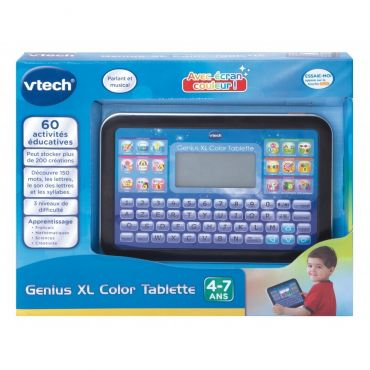 XL COLOR TABLETTE BLEUE VTECH 155205