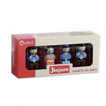 COFFRET 4 PERSO JEUJURA 8089