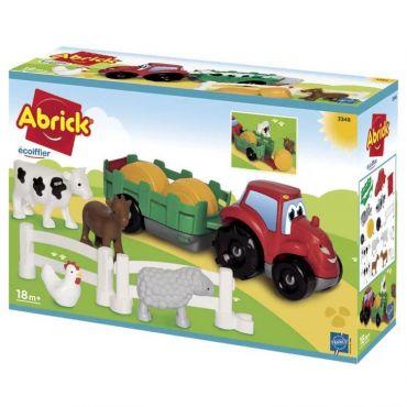 TRACTEUR REMORQUE FAST CAR ABRICK ECOIFFIER 003348