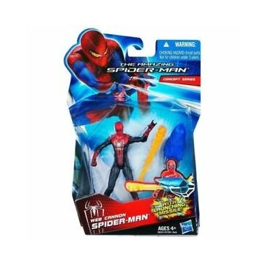 SPD MISSION SPIDEY ACTION FIG HASBRO
