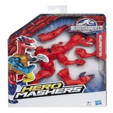 JURASSIC WORLD DINO HERO MASHERS