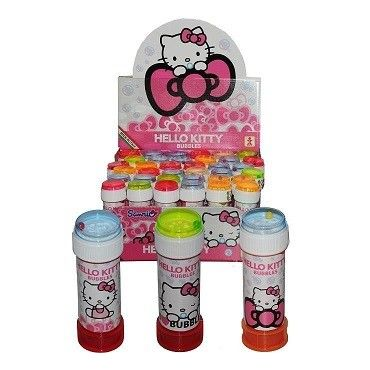 BULLE DE SAVON HELLO KITTY