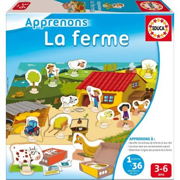 LA FERME 15872 EDUCA