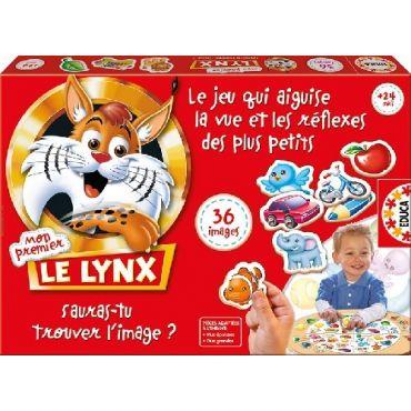 MON PREMIER LYNX 36 IMAGES 15492 EDUCA