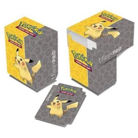 POKEMON DECK BOX GENERIQUE ASMODEE 84108