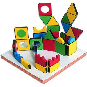 CONSTRUCTION MAGNETIQUE 3D BSM ED975054