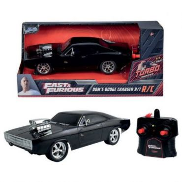 F&F RC 1/24 DODGE CHARGER SMOBY 253203019