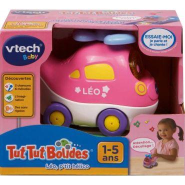TTB 12 VEHICULES ROSES VTECH 202455