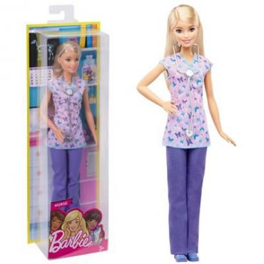 BARBIE INFIRMIERE SCPC DVF57