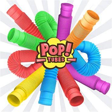 POP POP TUBES ASST PRIX UNITAIRE
