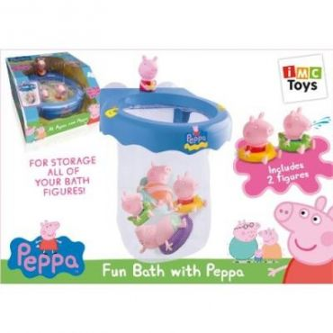 AU BAIN AVEC PEPPA PIG IMCTOYS 360112