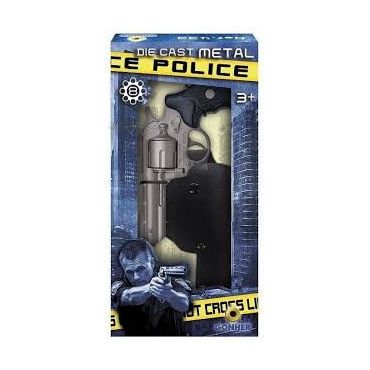 SET POLICE VILLE 8 COUPS GONHER 4330