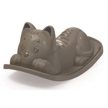 BASCULE CHAT GRIS SMOBY 830105