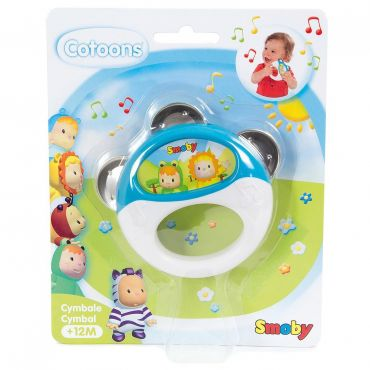 COTOONS CYMBALE SMOBY 110505