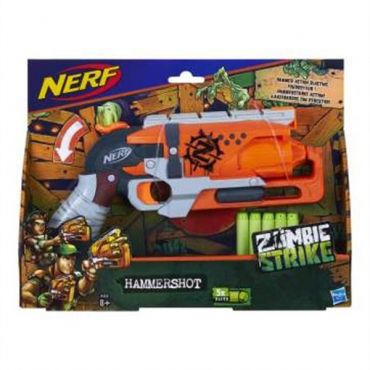 NERF ZOMBIE STRIKE HAMMERSHOT HASBRO A4325EU41