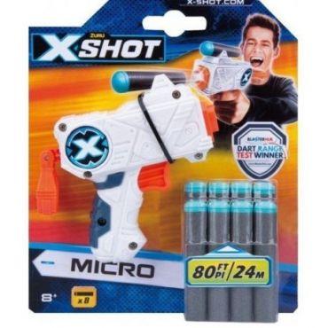 B-S001-ZURU X-SHOT-EXCEL MICRO ZURU 3613TQ1