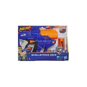 NERF ELITE SHELL STRIKE HASBRO E6170EU40