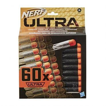 NERF ULTRA RECH 60 FLECHETTES HASBRO E9431EU40