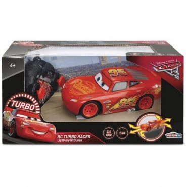 CARS 3 RC 1/24 MC QUEEN SMOBY