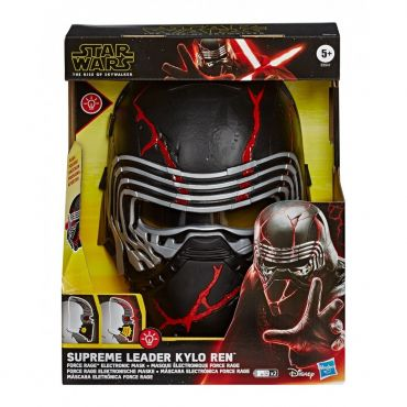 SW MASQUE ELECTRONIQUE KYLO REN HASBRO E5547EU40