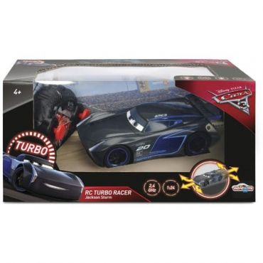 CARS 3 RC 1/24 JACKSON STORM SMOBY 213084005