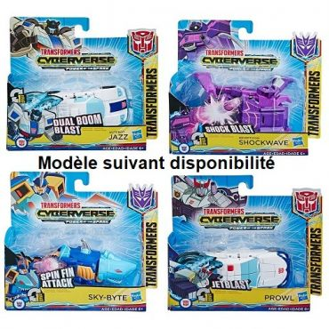 TRF BUMBLEBEE ROBOT 12CM HASBRO E3522EU86
