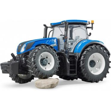 TRACTEUR NEW HOLLAND BRUDER 3120
