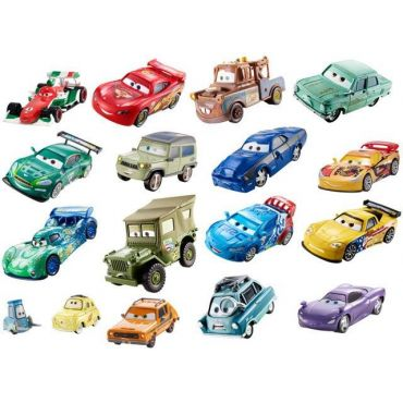 VEHICULES CARS 2 ASSORTIMENT