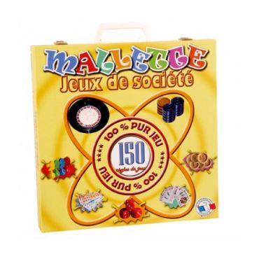 MALLETTE 150 JEUX