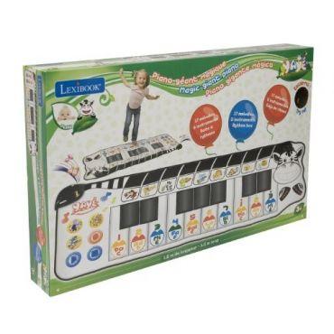 YAYE PIANO MAGIQUE GEANT LEXIBOOK IT250