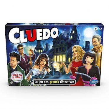CLUEDO FA HASBRO 38712596