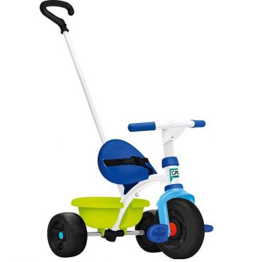 TRICYCLE CONFORT BLEU 741003