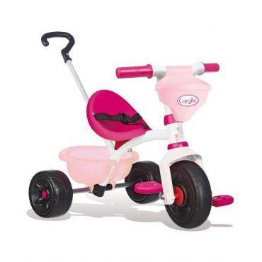 COROLLE TRICYCLE BE FUN SMOBY 740329