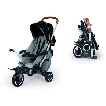 TRICYCLE PLIABLE ROBIN SMOBY 741300