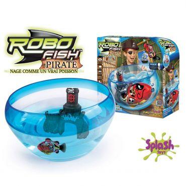 AQUARIUM ROBO FISH PIRATE SPLASH TOYS 31342