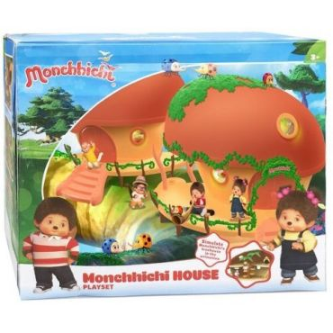 MONCHICHI MAISON DELUXE SILVERLIT 81520