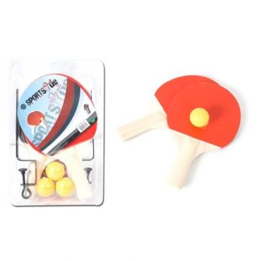 2 RAQUETTES PING PONG MGM 046579A