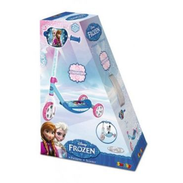 PATINETTE 3 ROUE REINE DES NEIGES SMOBY 450203