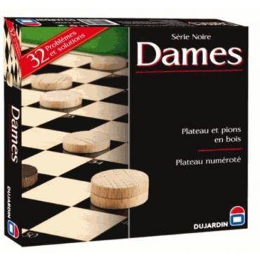 SERIE NOIRE DAMES PLATEAU 55330 DUJARDIN