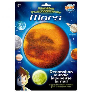 MARS BRILLANTE LA NUIT