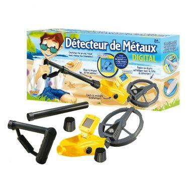 DETECTEUR DIGITAL DE METAUX