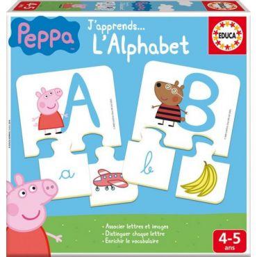 L ALPHABET PEPPA PIG 16223 EDUCA