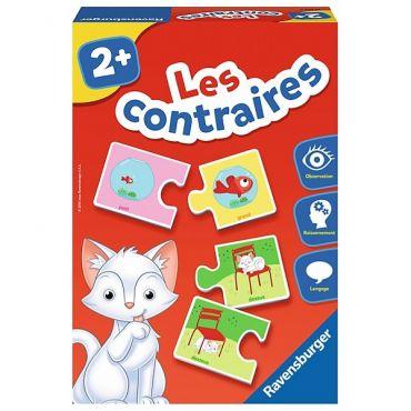 LES CONTRAIRES RAVENSBURGER 24029