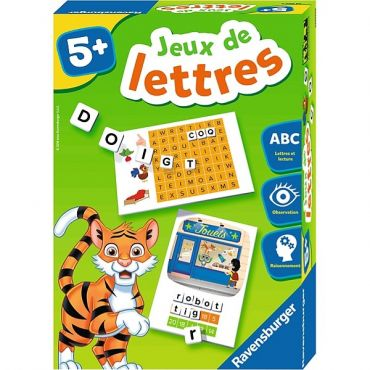 JEUX DE LETTRES RAVENSBURGER 24060