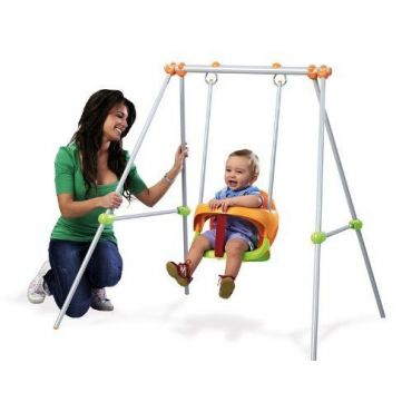 PORTIQUE METAL BABY SWING H120 SMOBY 310046
