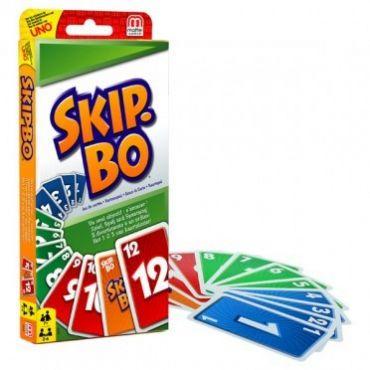 SKIP BO CARTES 52370