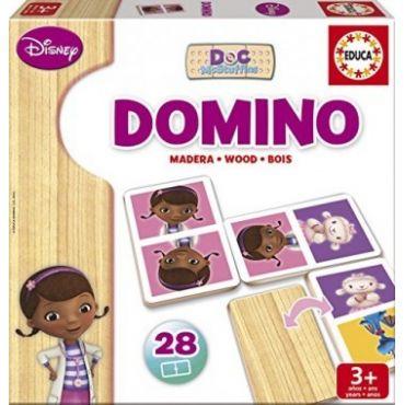 DOMINO TUFFINS 28 PCS EDUCA 16039